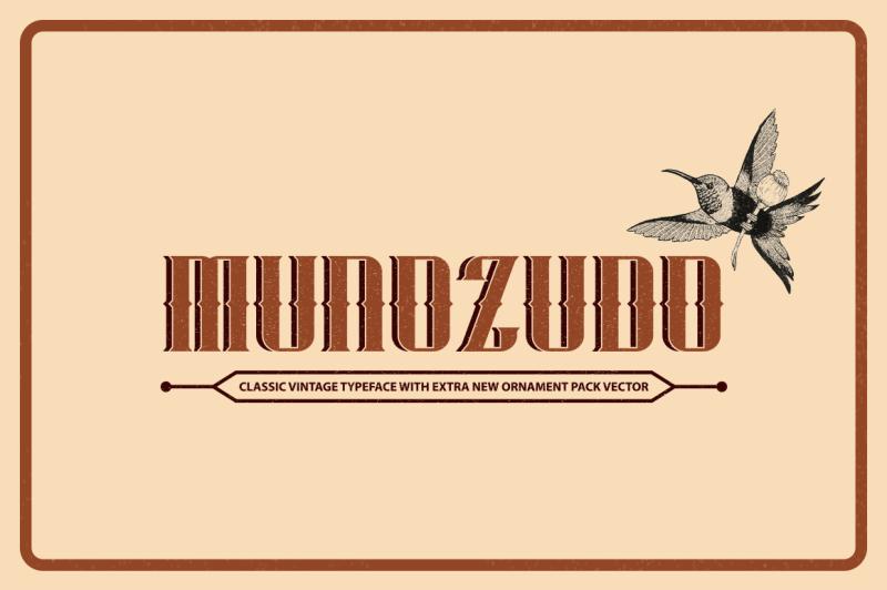 munozudo-typeface
