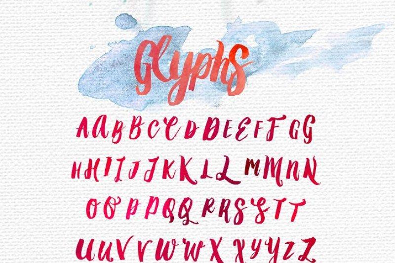 amelian-script-typeface