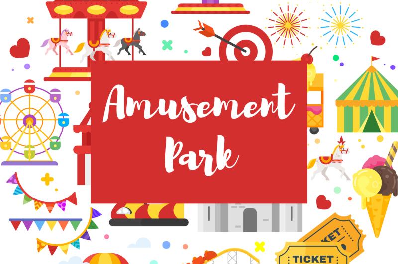 amusement-park-icons