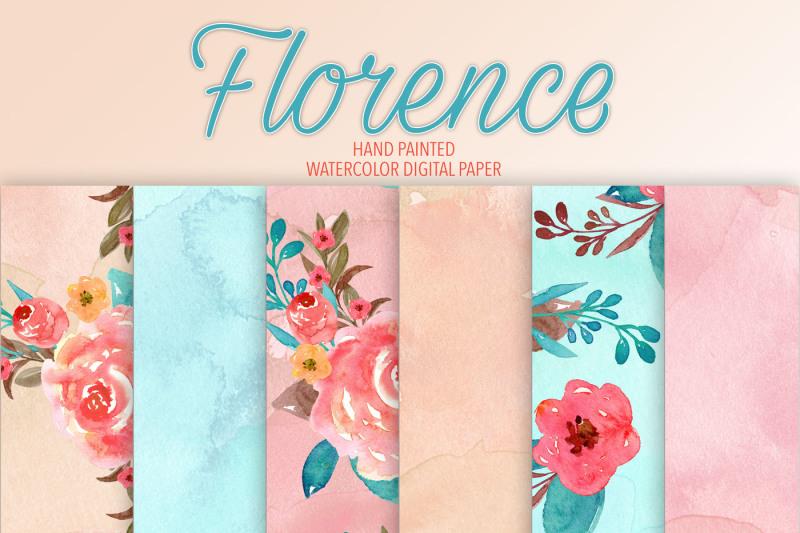 watercolor-digital-paper