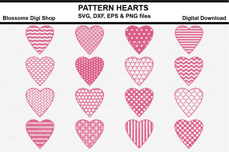 pattern-hearts-bundle-svg-dxf-eps-and-png-files
