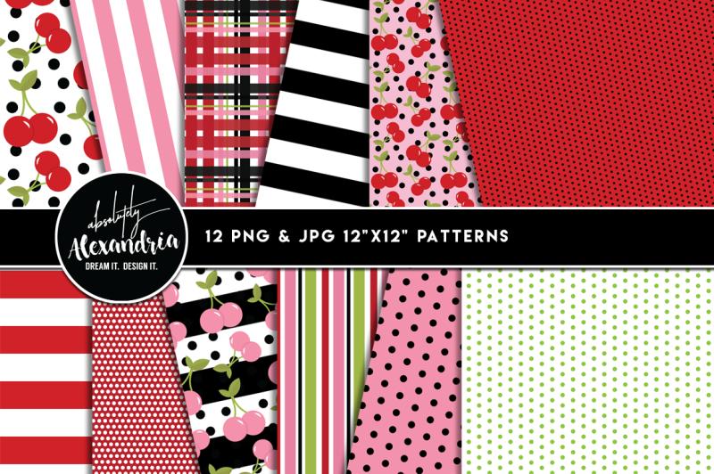 cherry-treats-graphics-and-patterns-bundle