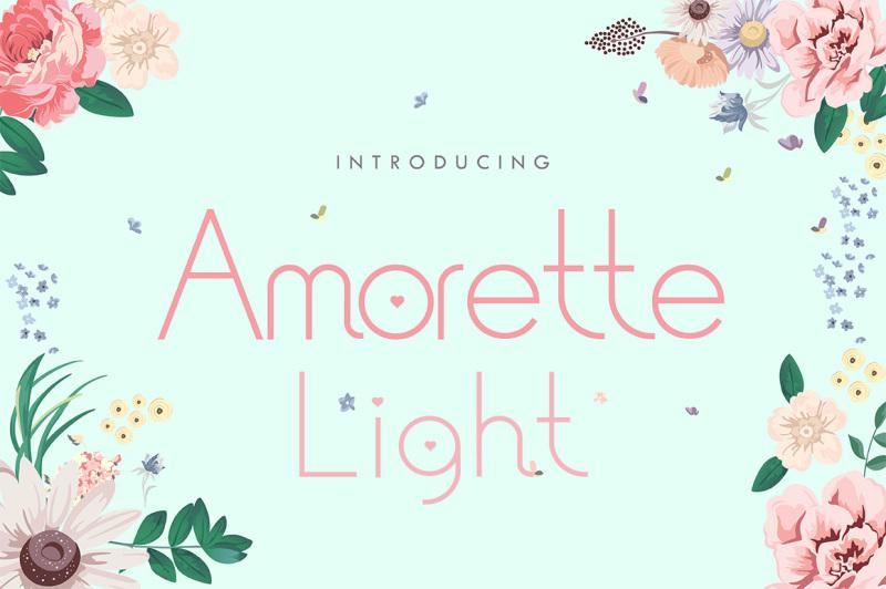 amorette-light