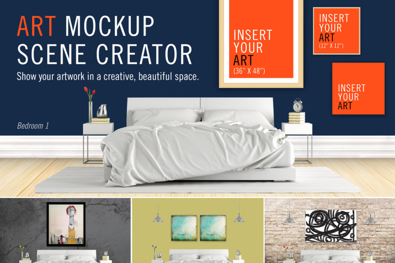 art-mockup-scene-creator-bed-1