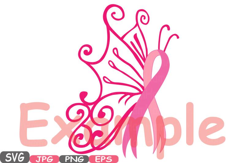 awareness-ribbon-butterfly-svg-cricut-silhouette-swirl-props-cutting-files-awareness-cancer-survivor-clipart-digital-eps-vinyl-sale-511s