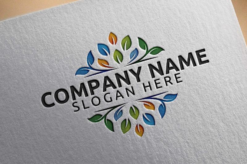 green-leaf-ecology-v3-logo-template
