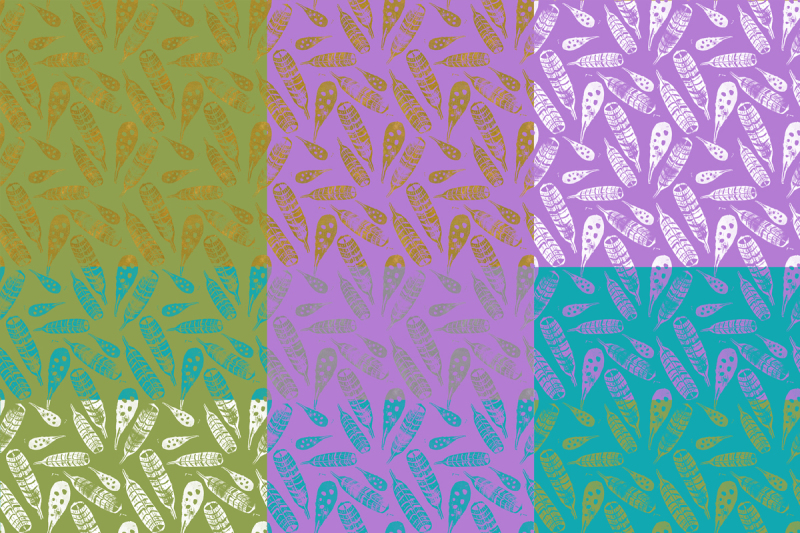 feathers-seamless-pattern-pack