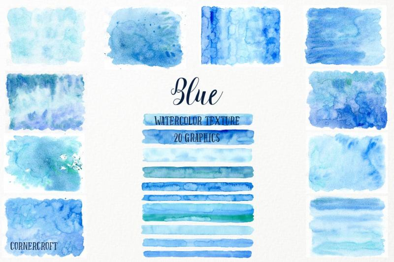 watercolor-texture-blue