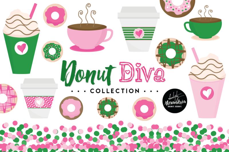 donut-diva-graphics-and-patterns-bundle