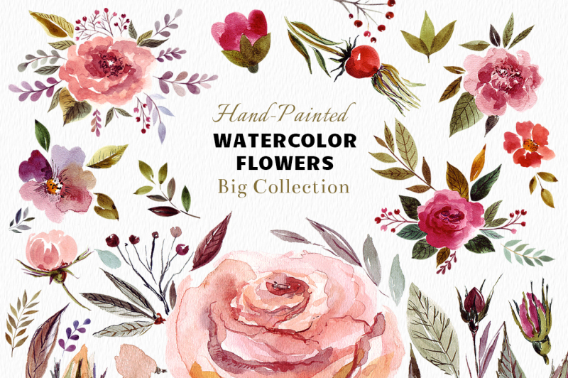 big-watercolor-bundle