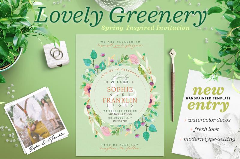 lovely-greenery-wedding-card-iii