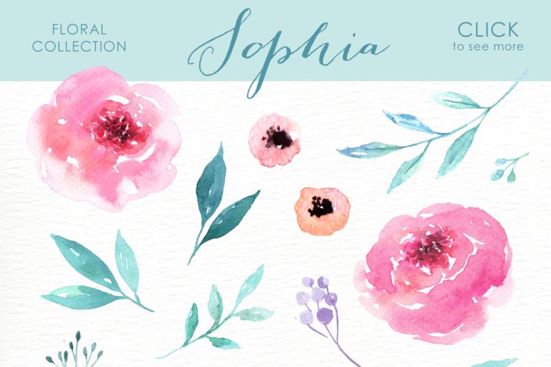 sophia-floral-watercolor-clipart