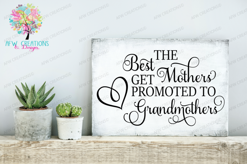 best-mothers-get-promoted-svg-dxf-eps-cut-files