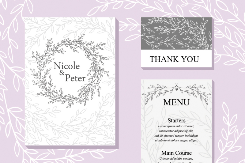 wedding-vector-invitation-suite