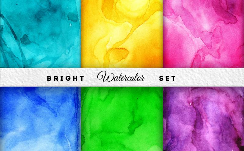 bright-watercolor-textures-set