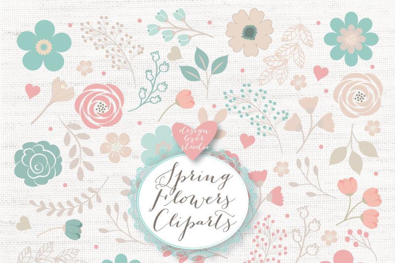 vector-rustic-wedding-clipart-shabby-chic-clipart-hand-drawn-clipart-wedding-clipart-flower-clipart-wood-digital-paper