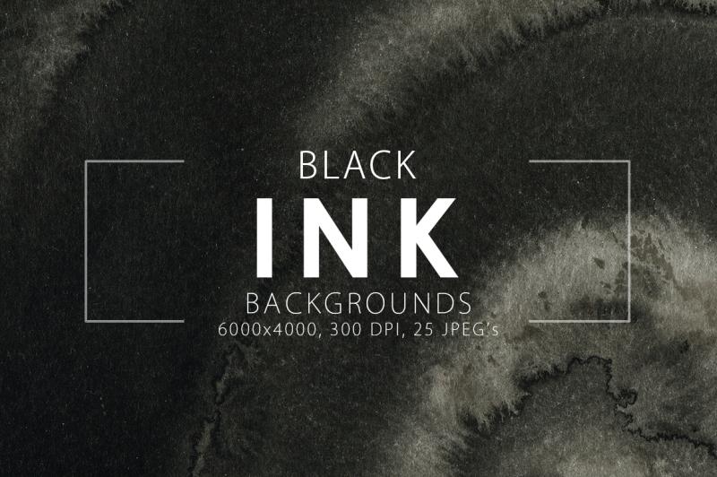 black-ink-backgrounds