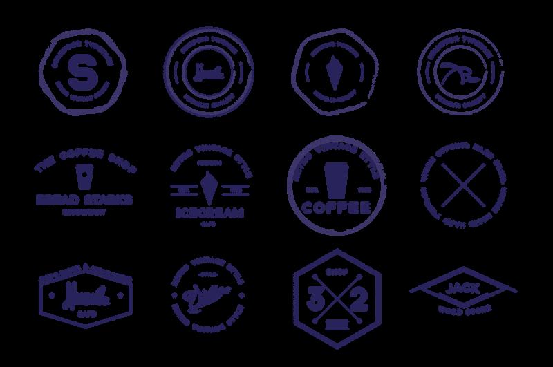 stampbor-font-and-badges