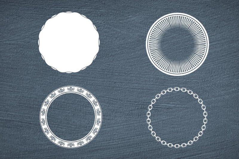 40-circular-shapes-vector-vol-2