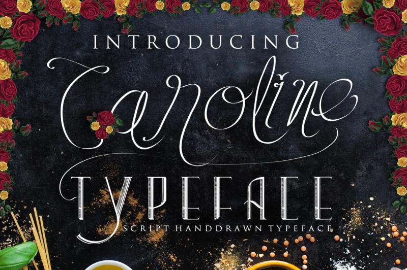 caroline-typeface