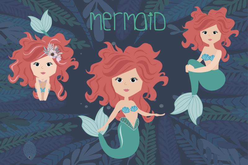 mermaid-sailor-and-marine