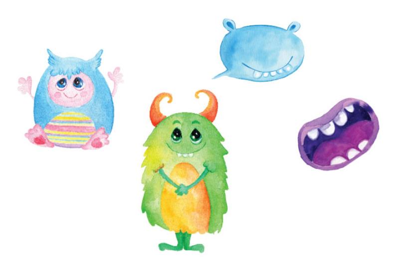 happy-monsters