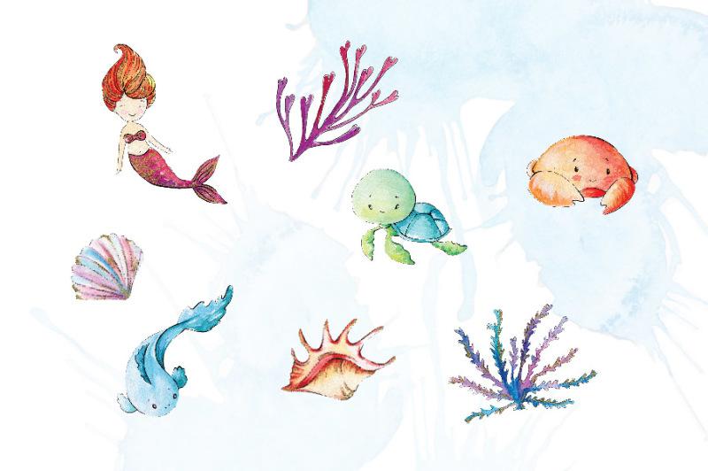 ocean-life-clip-art