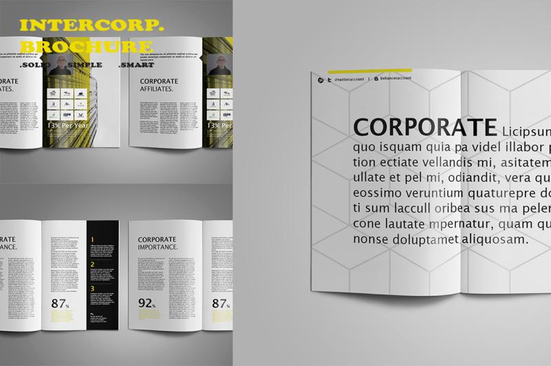 intercorp-brochure-template