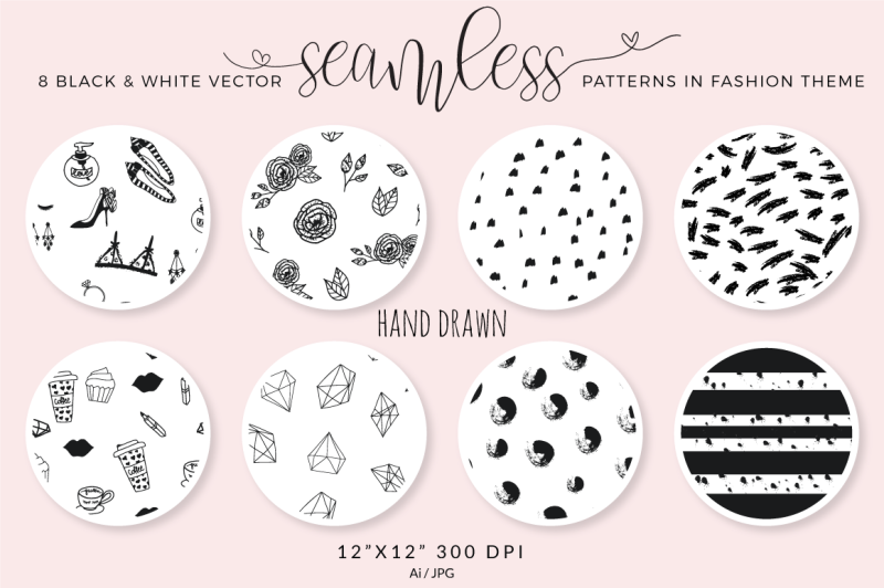 seamless-vector-patterns-pack-of-8