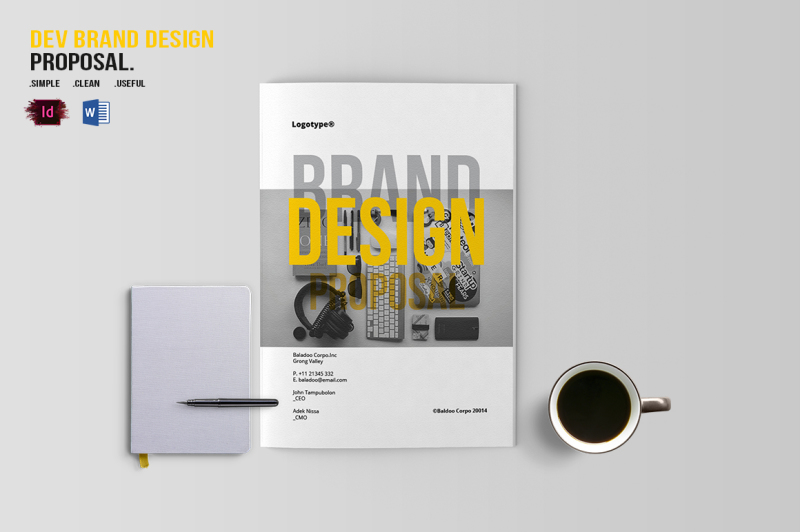 dev-brand-design-proposal-template