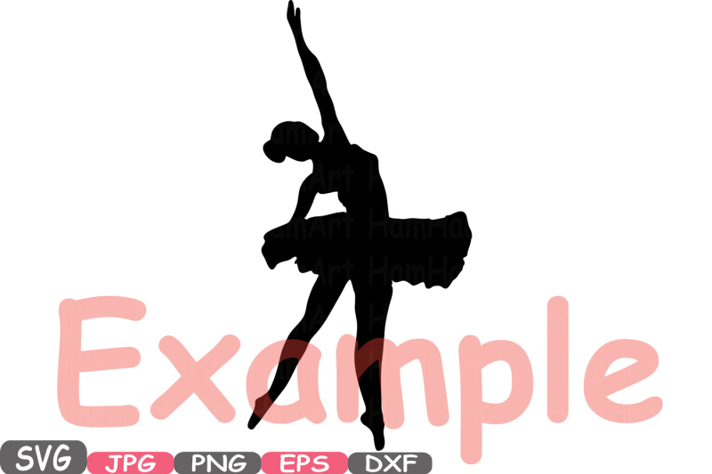 ballet-ballerina-svg-silhouette-cutting-files-sign-icons-dance-slippers-cricut-design-cameo-vinyl-monogram-clipart-studio3-664s