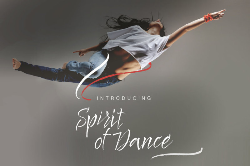 spirit-of-dance-font-and-extras