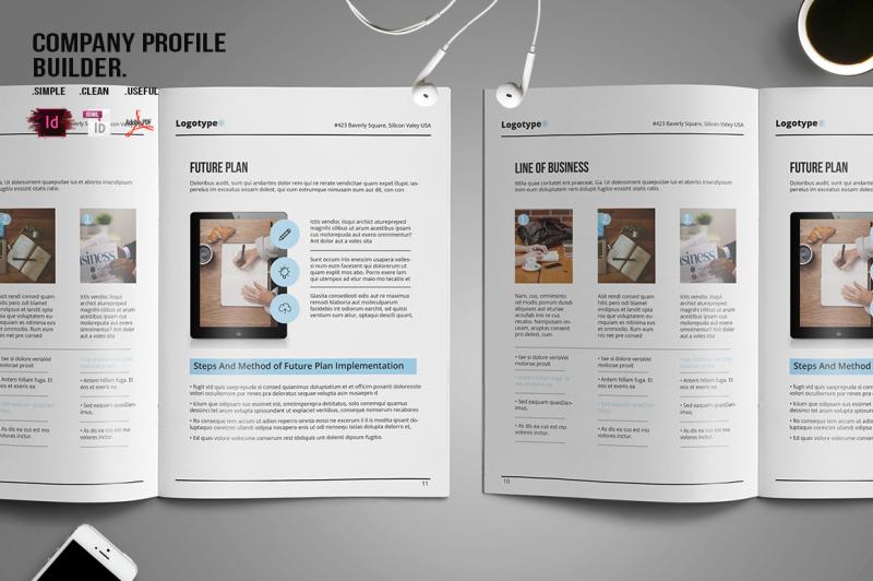 company-profile-builder