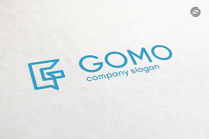 gomo-letter-g-logo-template