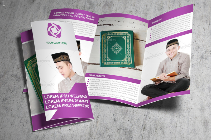 learning-quran-trifold
