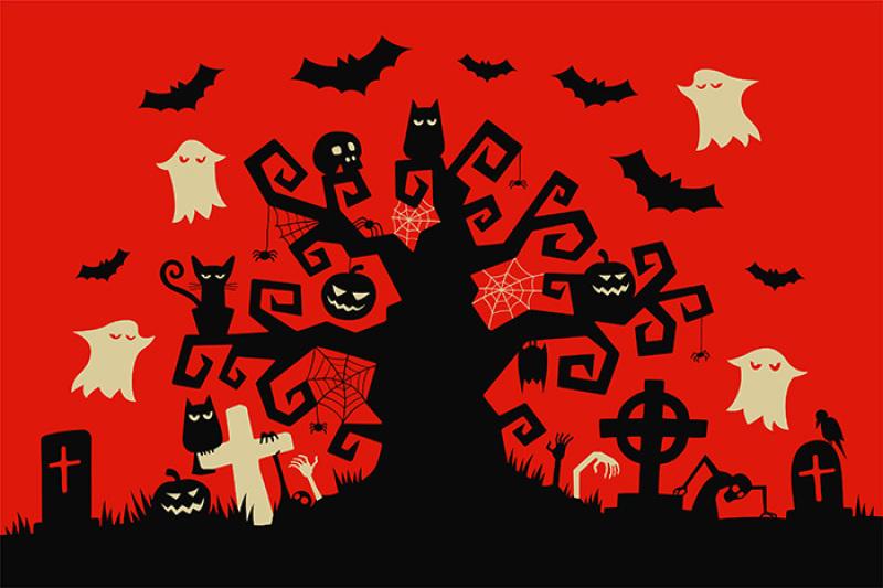 halloween-background