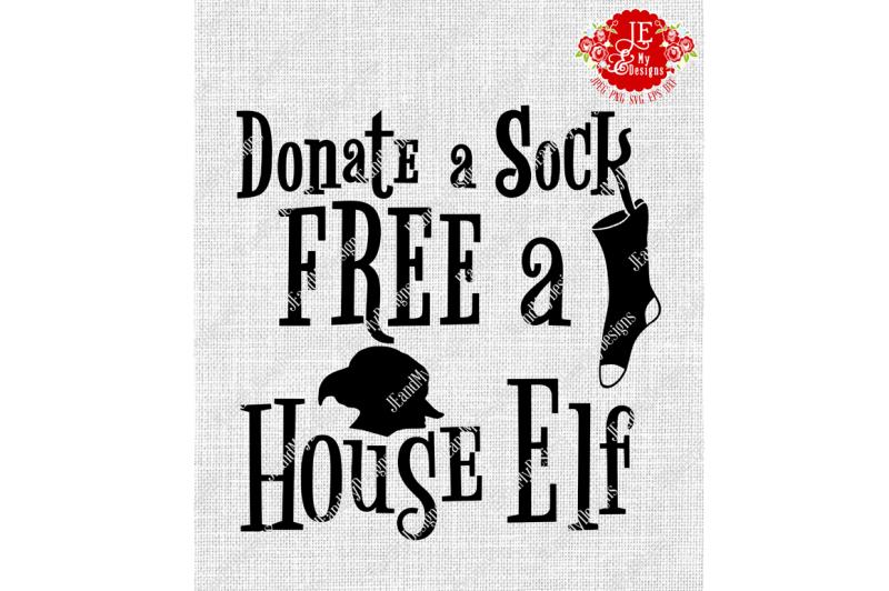 donate-a-sock-free-a-house-elf