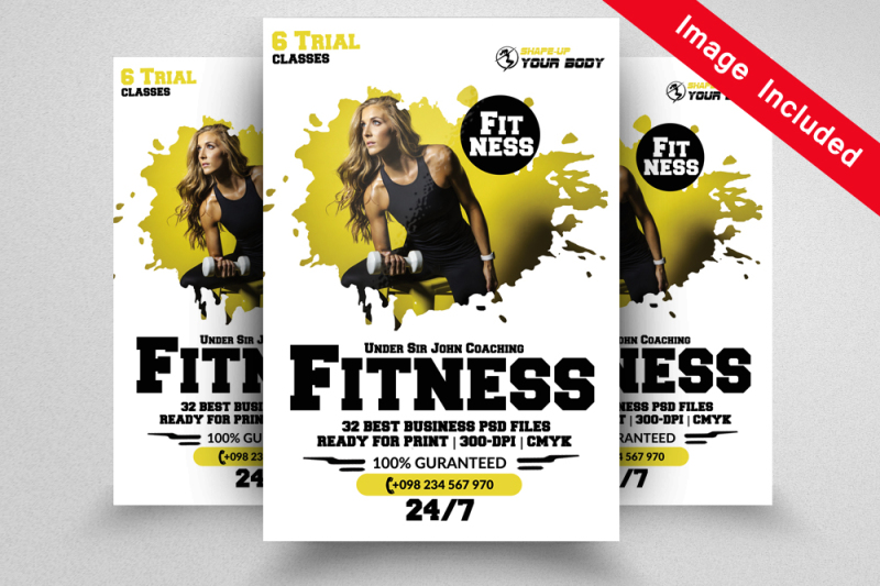 fitness-flyer-templates