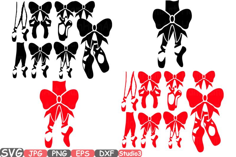 ballet-ballerina-svg-silhouette-cutting-files-sign-icons-dance-slippers-cricut-design-studio3-cameo-vinyl-monogram-clipart-666s