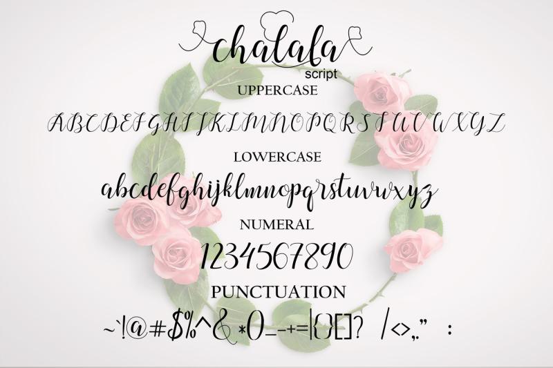 new-chalala-script