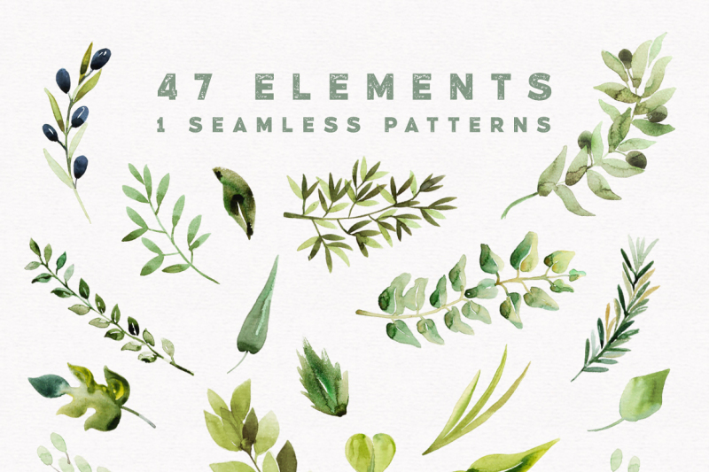 watercolor-wild-herbs-vol-3