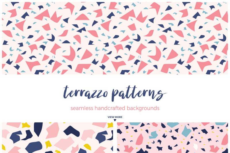 seamless-terrazzo-patterns