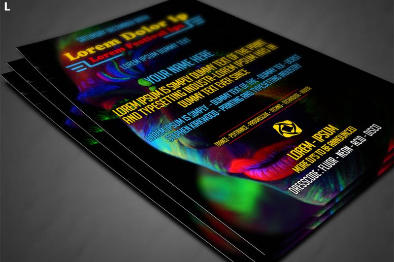 party-invitation-flyer