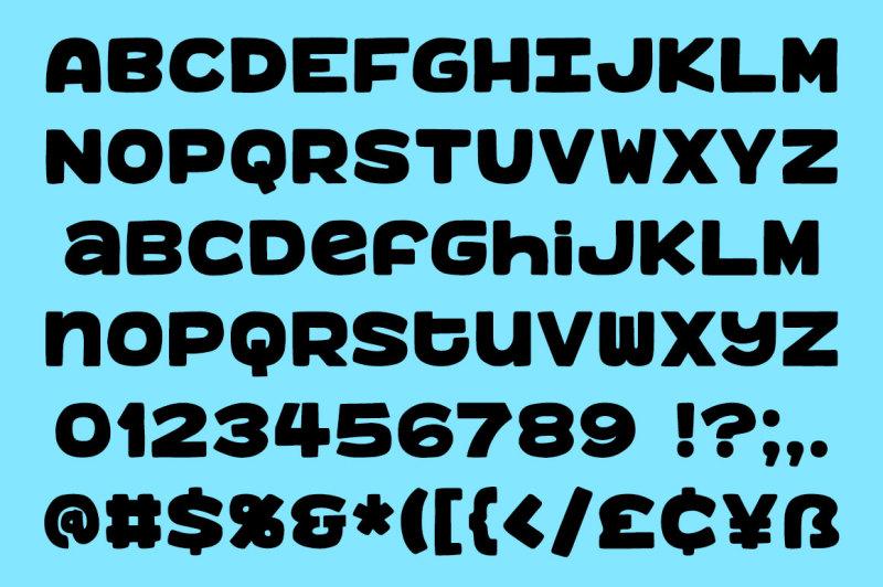 benji-a-bold-fun-monospace-font