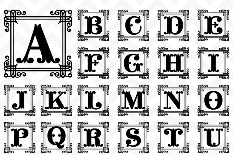 svg-cuttables-monogram-alphabet-cut-files-set-dxf-sdd021