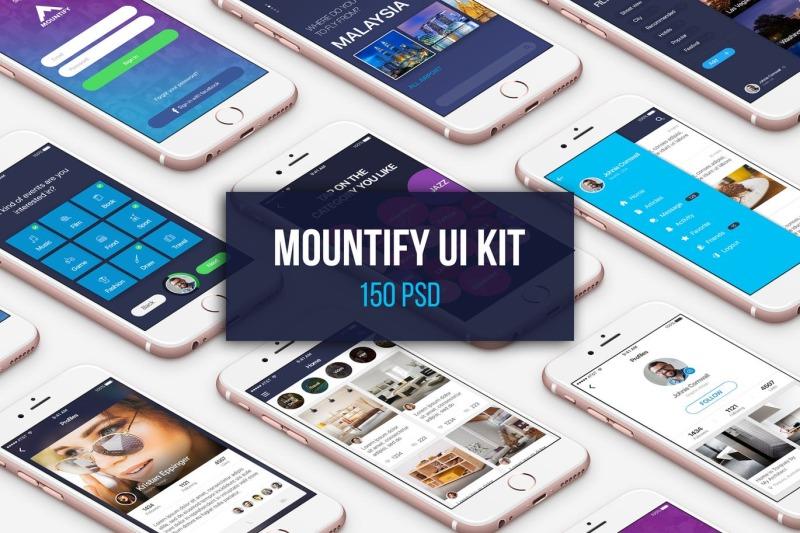 mountify-mobile-ui-kit