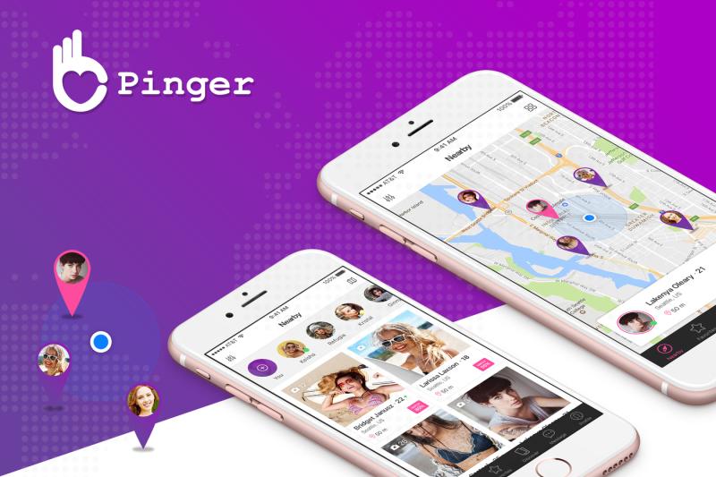 pinger-dating-ui-kit
