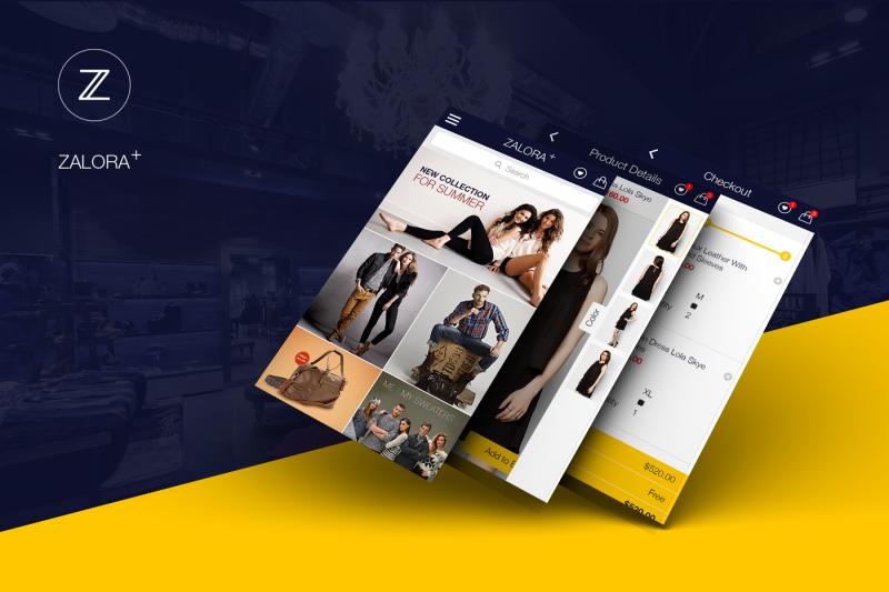 zalora-shopping-ui-for-e-commerce