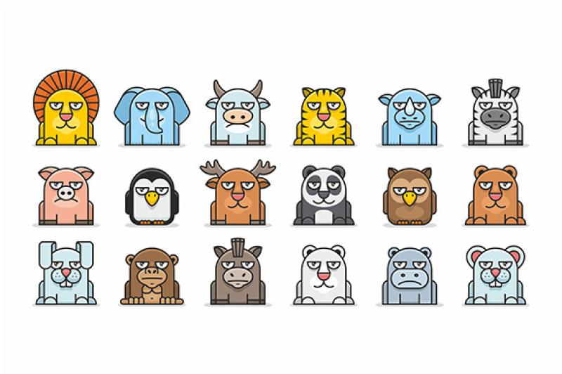 animal-icons