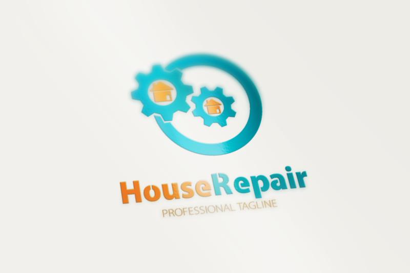 house-repair-logo